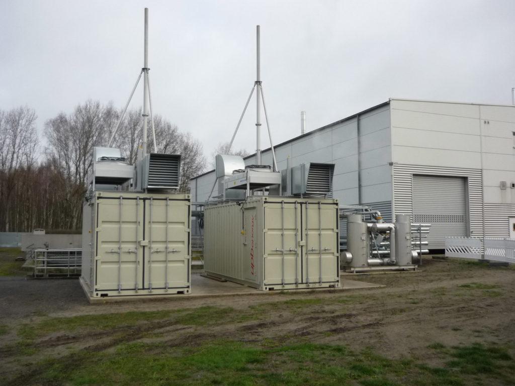 Gasaufbereitung und Erneuerung der BHKW-Anlage auf der Kläranlage Gifhorn